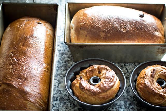 Slovak Easter Bread  bake your slovak roots slovenské korene Easter Bread