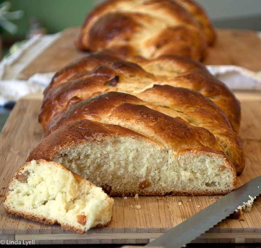 Slovak Easter Bread  Paska Easter Bread