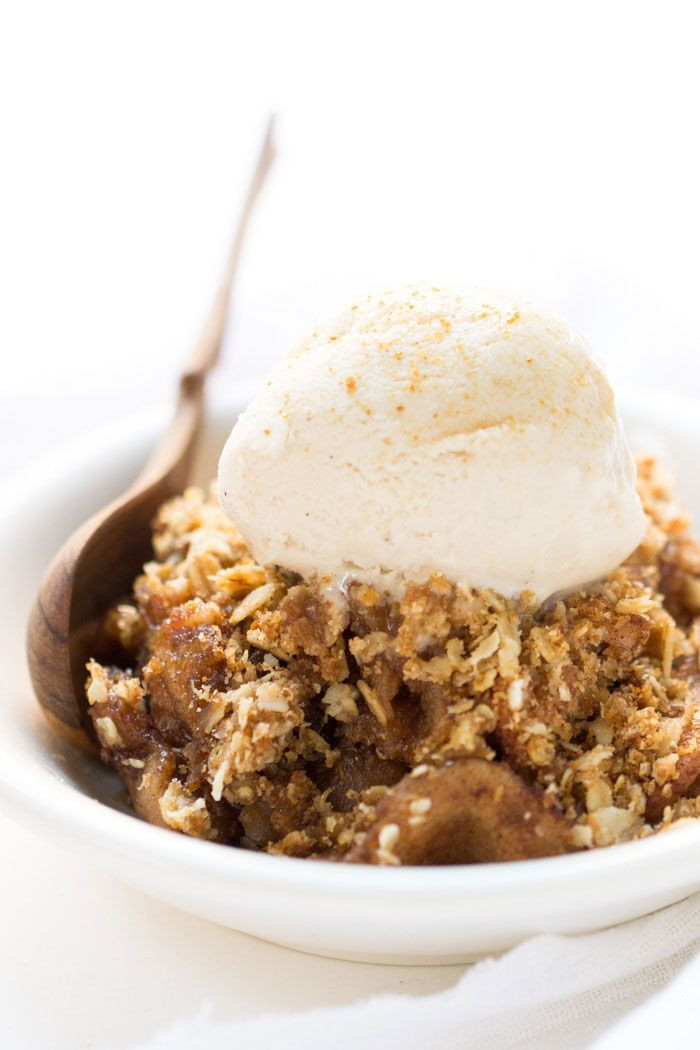 Slow Cooker Apple Recipes Healthy  Slow Cooker Quinoa Apple Crisp Recipe