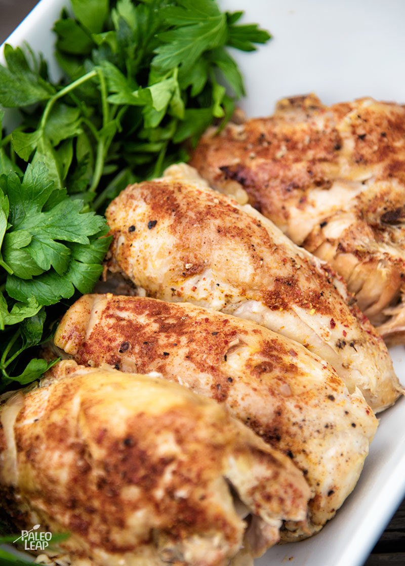 Slow Cooker Chicken Breast Recipes Healthy  Simple Slow Cooker Chicken