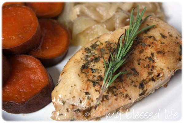 Slow Cooker Chicken Breast Recipes Healthy  Slow Cooker Chicken Recipe