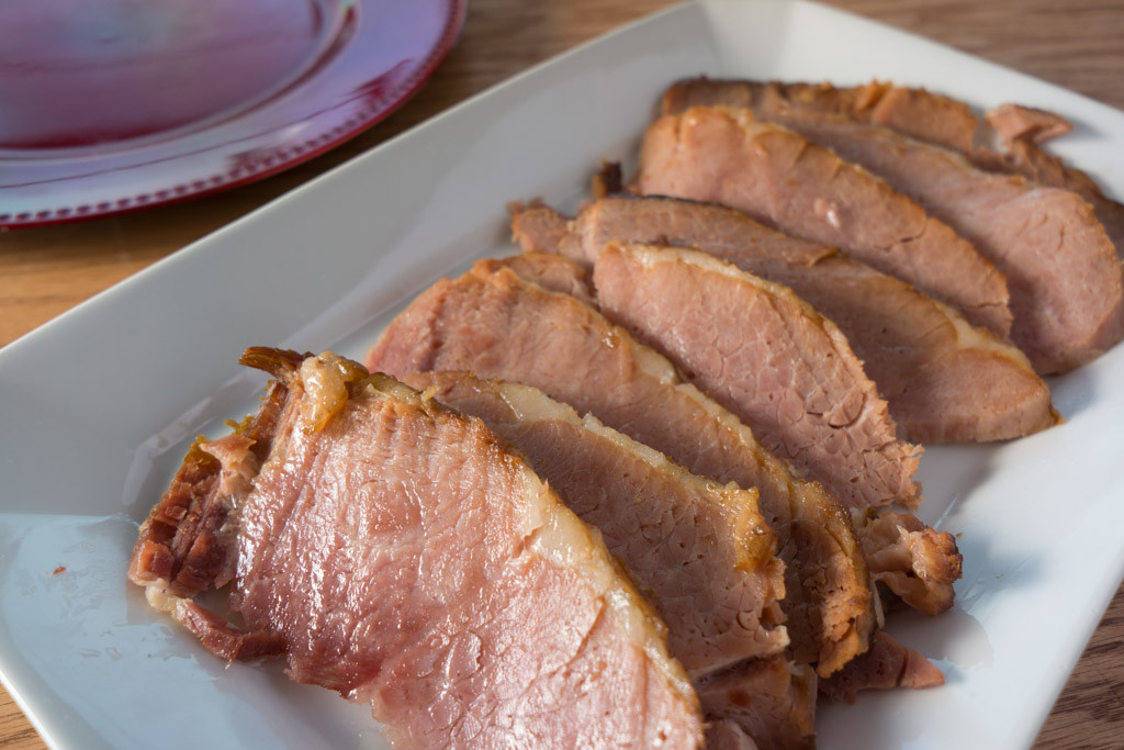 Slow Cooker Easter Ham  Set It and For It Easter Ham