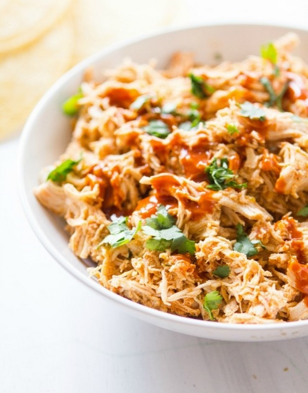 Slow Cooker Healthy Chicken Breast Recipes  9 Healthy Crockpot Chicken Dinners thegoodstuff
