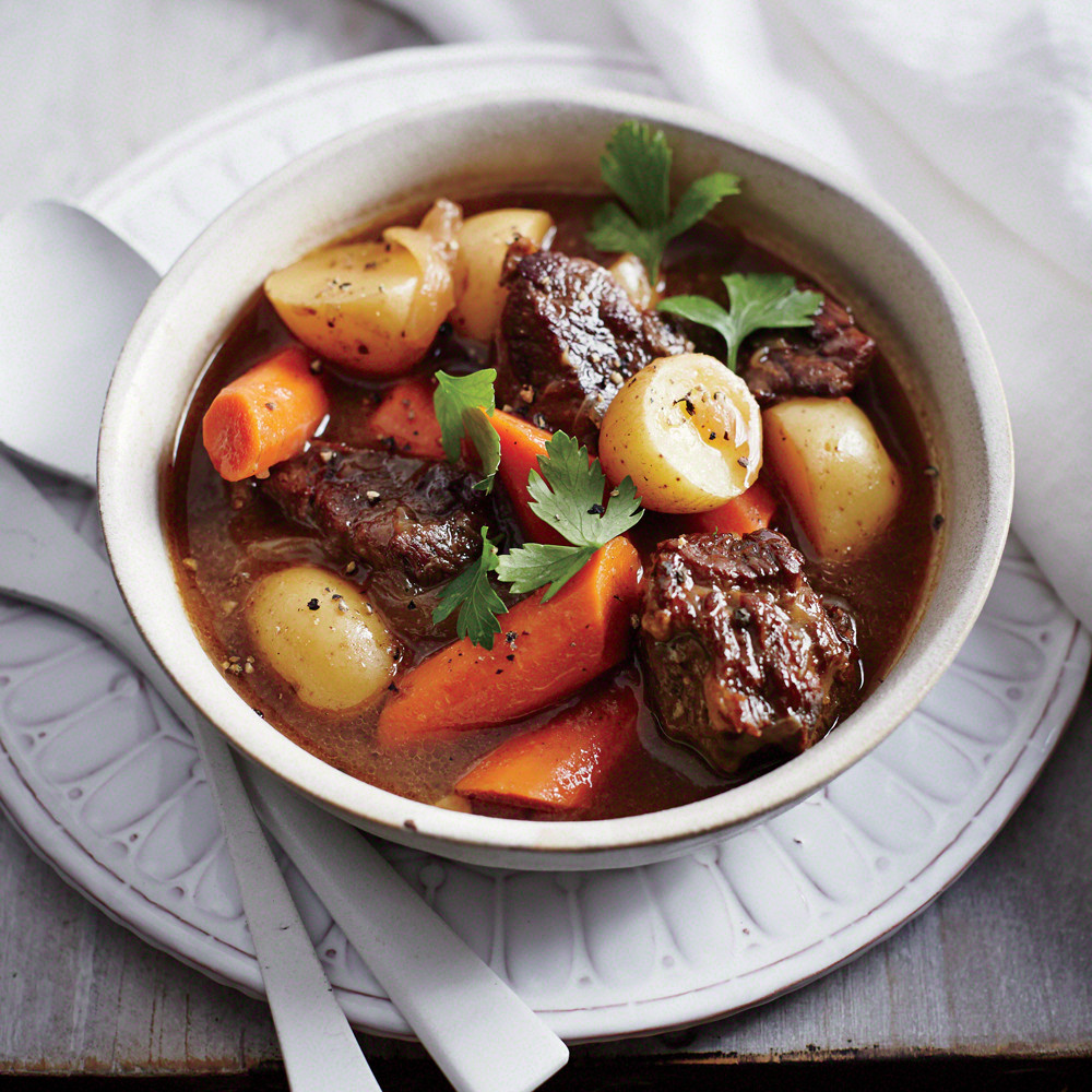 Slow Cooker Heart Healthy Recipes  heart healthy beef stew slow cooker