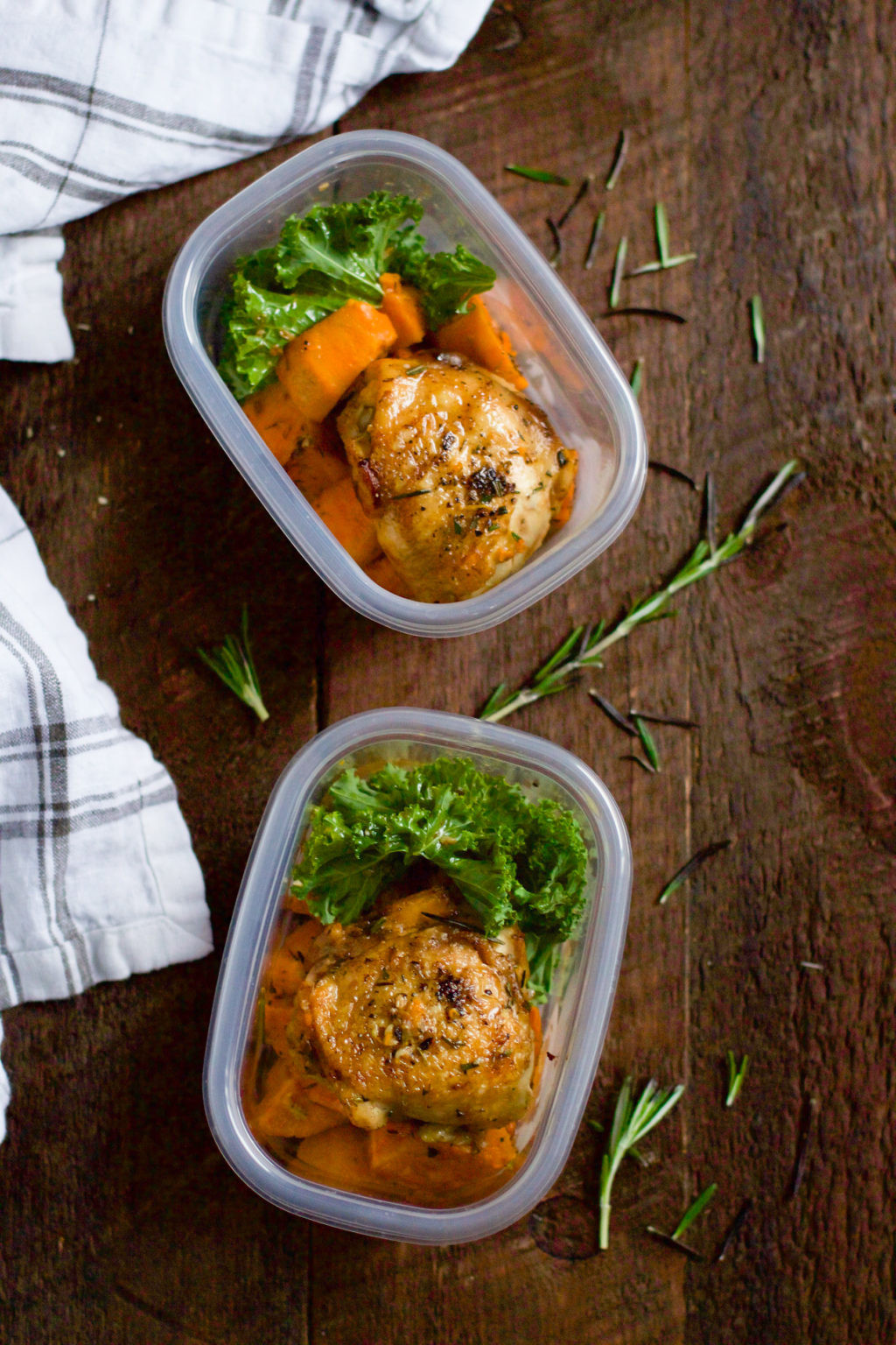 Slow Cooker Sweet Potato Recipes Healthy  Slow Cooker Chicken and Sweet Potato Meal Prep