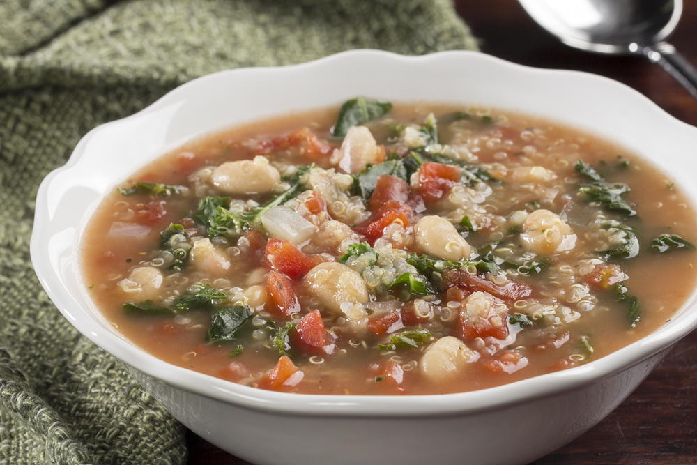 Slow Cooker Vegetable Soup Recipes Healthy  Healthy Slow Cooker fort Soup