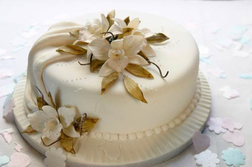 Small Elegant Wedding Cakes  Small Wedding Cakes They re So Cute