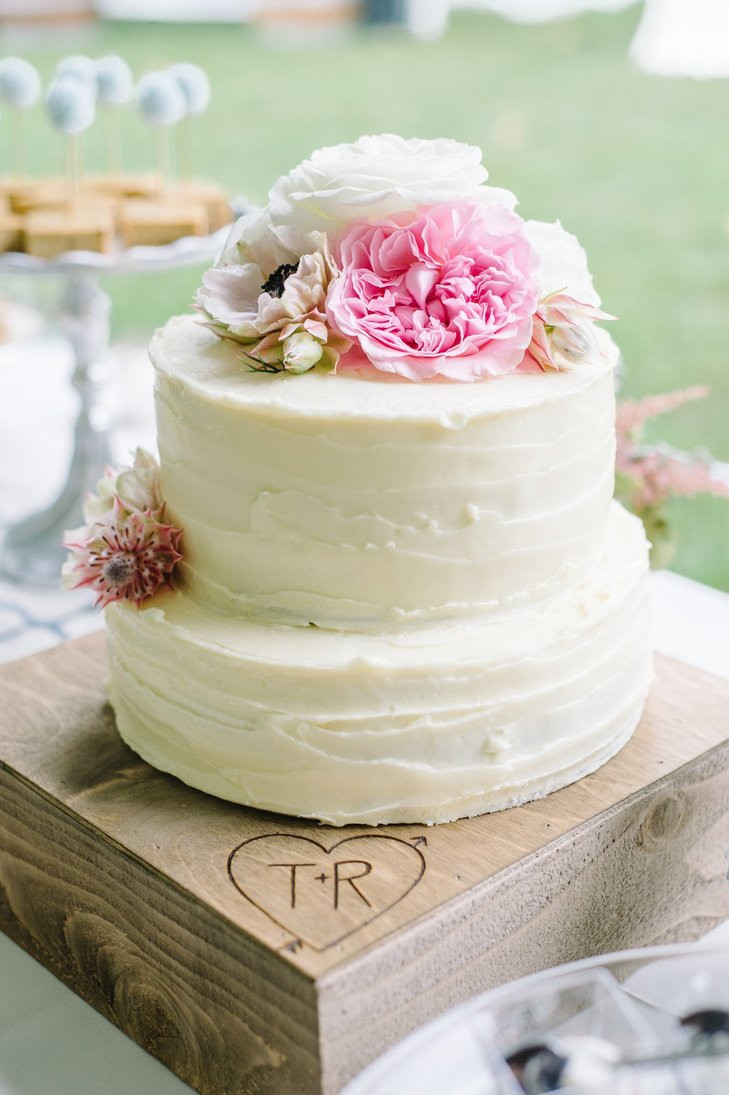 Small Two Tier Wedding Cakes  Small Two Tier Wedding Cake Wedding Cake Flavors