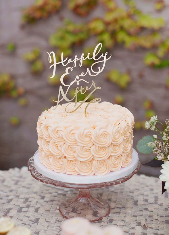 Small Wedding Cakes  Delicious Small Wedding Cakes Which Are So Cute That They