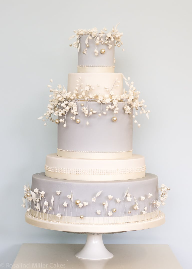 Small Wedding Cakes Images  Wedding Cakes – Rosalind Miller Cakes London UK