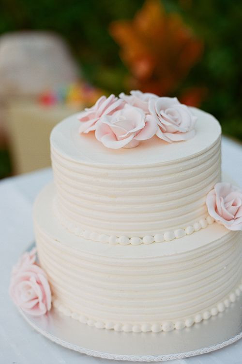 Small Wedding Cakes Pictures  Simple small wedding cake idea in 2017