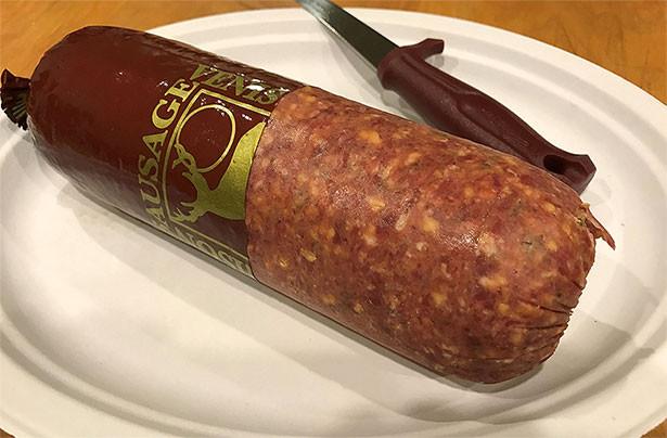 Smoked Beef Summer Sausage Recipe  Easy Venison Summer Sausage Recipe