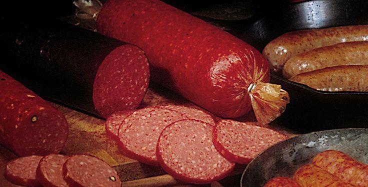 Smoked Beef Summer Sausage Recipe  Smoked Beef Summer Sausage Chubs e Pound Package