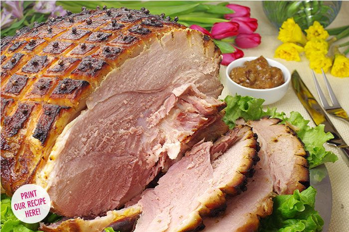 Smoked Easter Ham  14 best Holiday Easter images on Pinterest