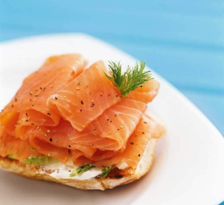 Smoked Salmon Healthy 20 Best 10 Ways to Use Smoked Salmon In Recipes Healthy Food Guide