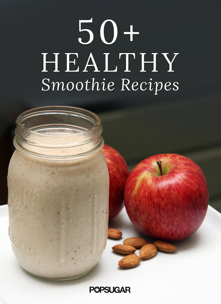 Smoothies Recipes Healthy  Healthy Smoothie Recipes
