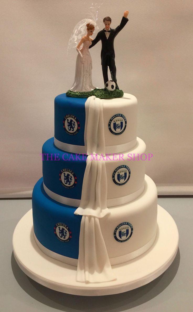 Soccer Wedding Cakes  454 best Cakes images on Pinterest