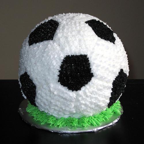 Soccer Wedding Cakes  The Top 10 Soccer Wedding Cakes
