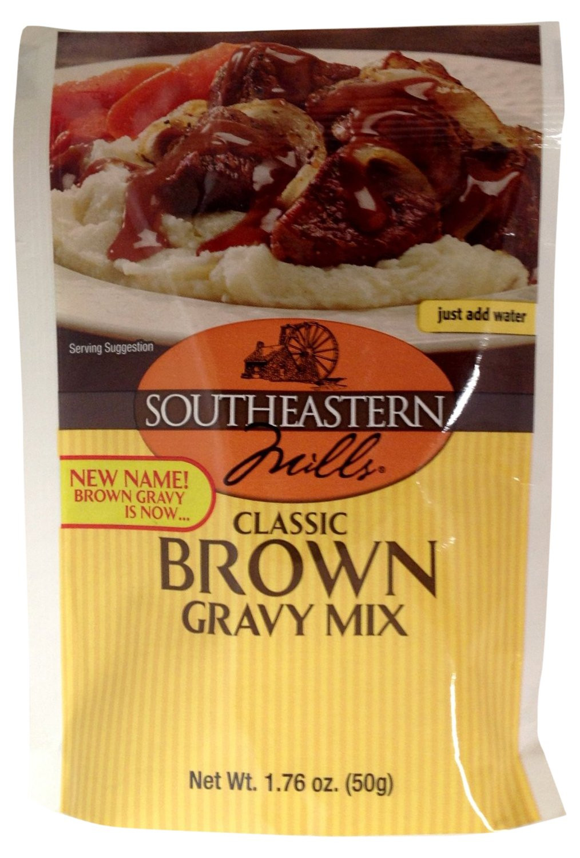 Southeastern Mills Peppered Gravy Mix  Amazon Southeastern Mills Old Fashioned Peppered