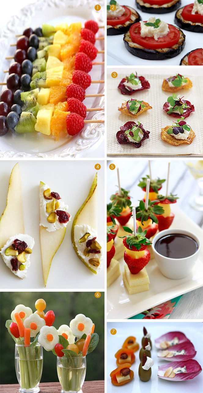 Southern Appetizers For Wedding  Catering Healthy Mini Appetizers