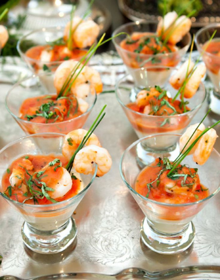 Southern Appetizers For Wedding  Serve these Shrimp and Grits appetizers at your wedding