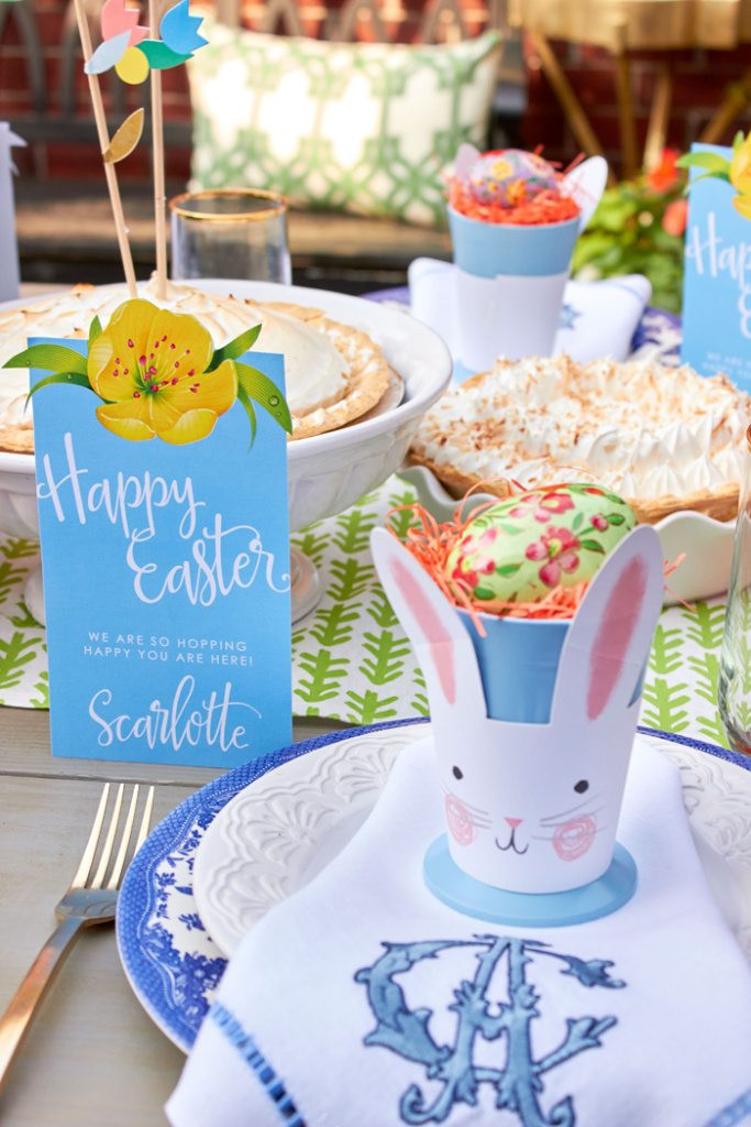 Southern Easter Dinner  5 Tips for a Simply Southern Easter Dinner
