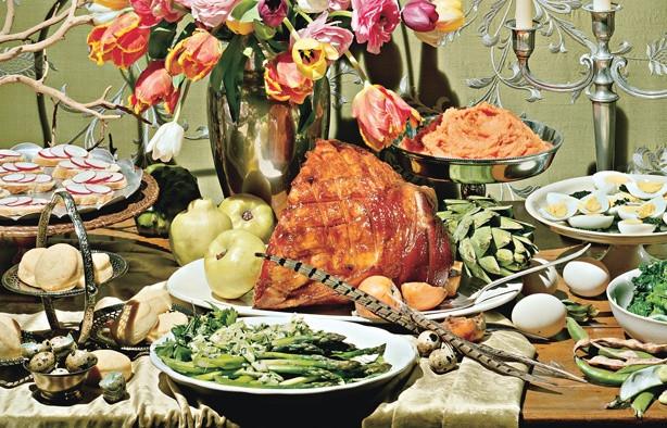 Southern Easter Dinner  Top 12 Easter Menus