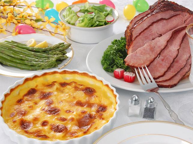 Southern Easter Dinner  Restaurants Open on Easter Sunday Southern Living