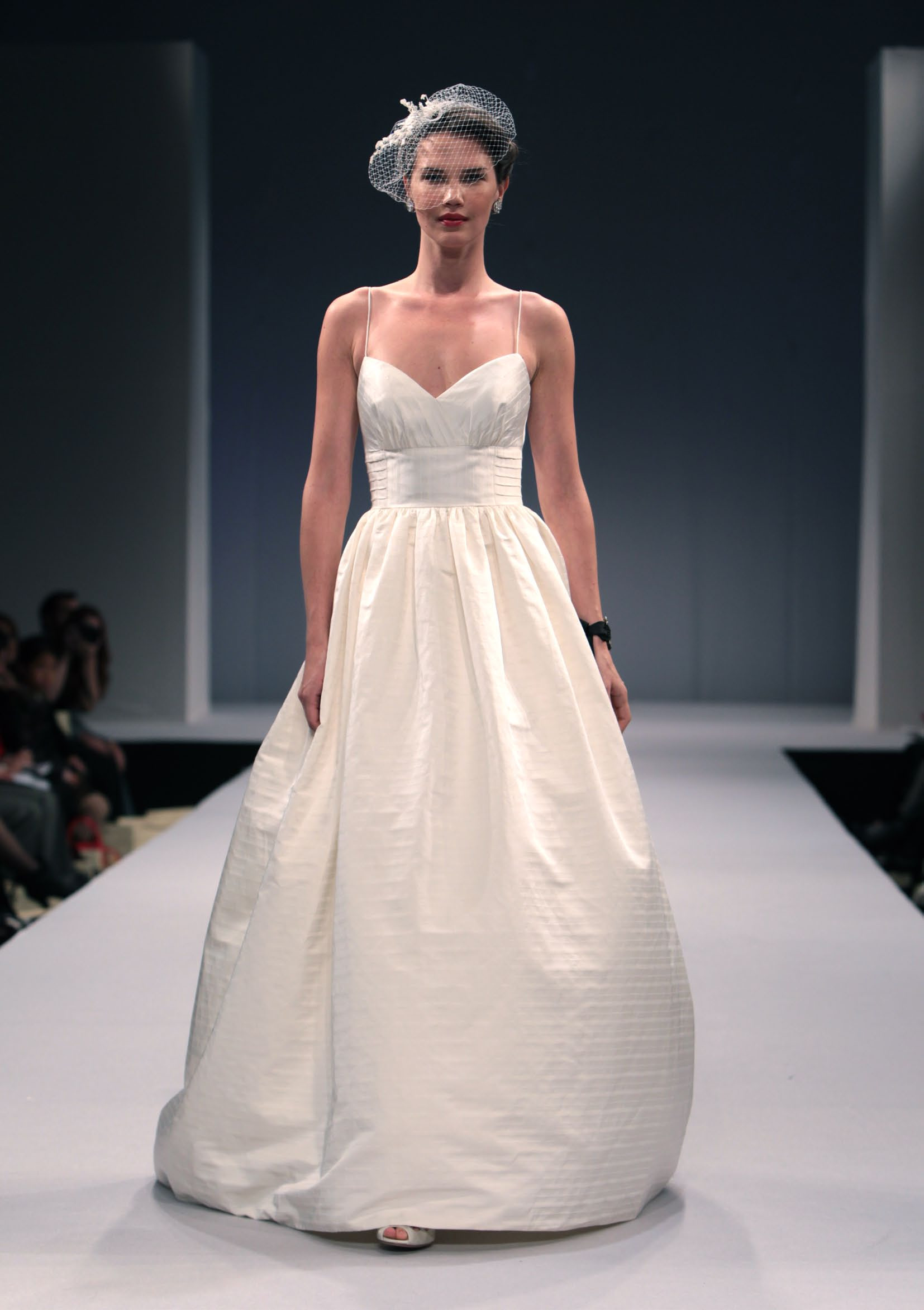 Spaghetti Strap Ball Gown Wedding Dress  Spaghetti Strap Wedding Dresses