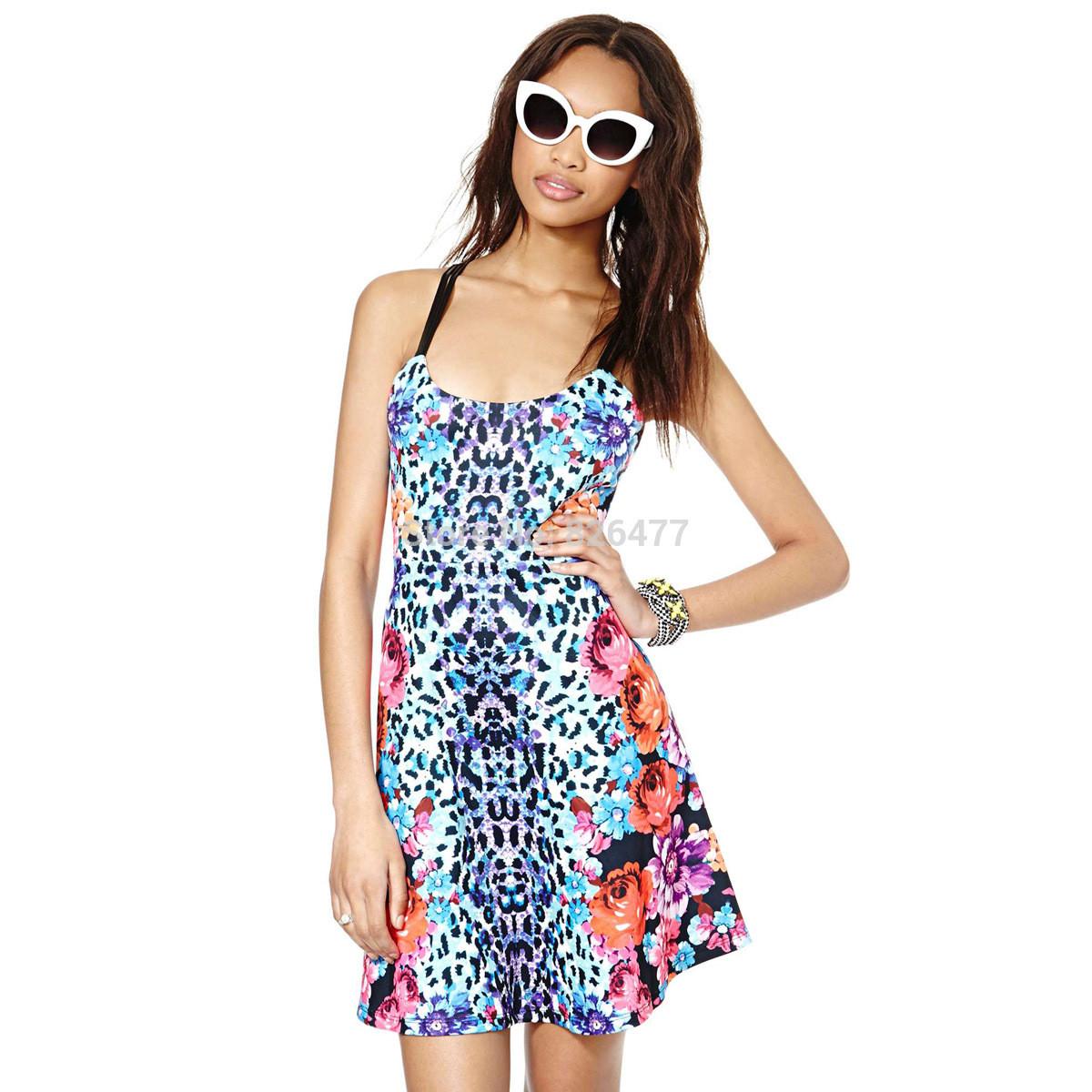Spaghetti Strap Summer Dresses  Spaghetti Strap Summer Dresses