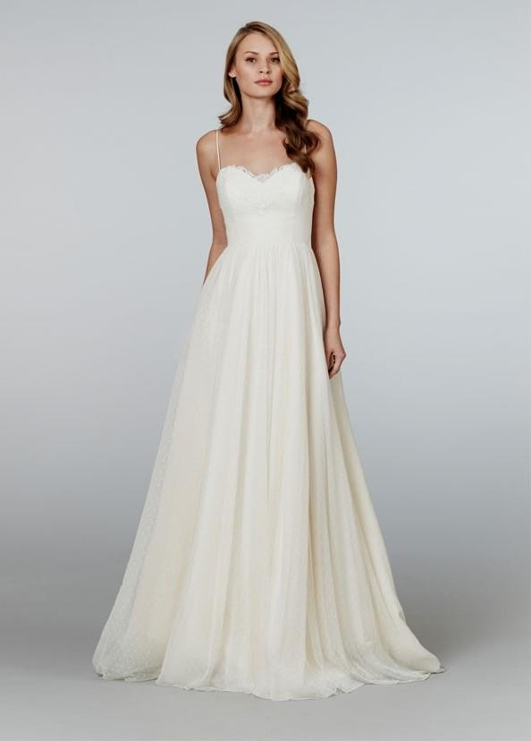 Spaghetti Strap Wedding Dresses  wedding dresses with spaghetti straps Naf Dresses