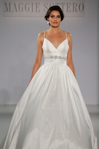 Spaghetti Strap Wedding Gown  Spaghetti Straps Wedding Dress Trends