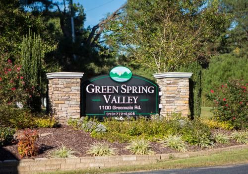 Spring Valley Organic Greens  Green Spring Valley in Raleigh NC