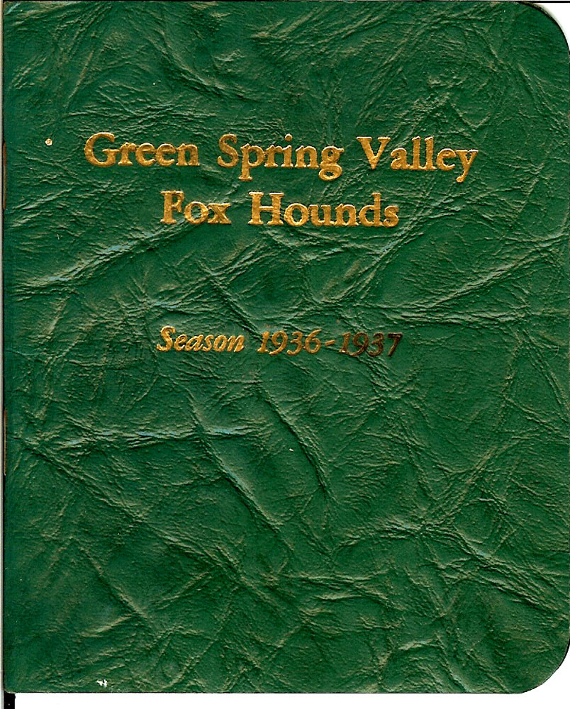 Spring Valley Organic Greens  Historical Equestion and Rodeo publications National