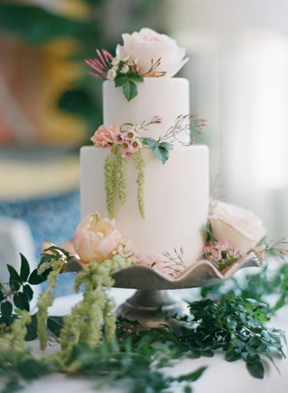 Spring Wedding Cakes  Spring wedding cake inspiration Cake design