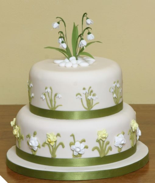 Spring Wedding Cakes  7 Tips To Help You Plan Your Spring Wedding