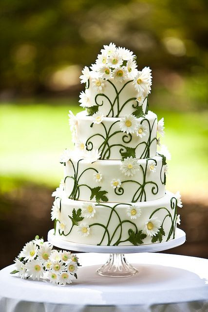 Spring Wedding Cakes  16 Beauty Spring Wedding Cakes – Party Theme Idea For My