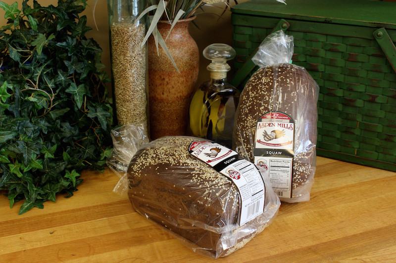Squaw Bread Healthy  Squaw