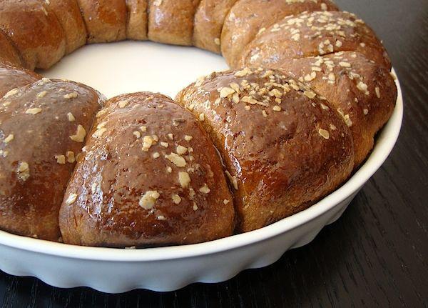 Squaw Bread Healthy  Mia s Domain