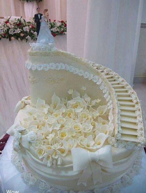 Staircase Wedding Cakes  Pin Wedding Stairs To Heaven Cake Bytes Cake on