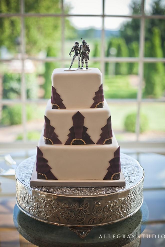 Star Wars Wedding Cakes  My Wedding June 29th 2013