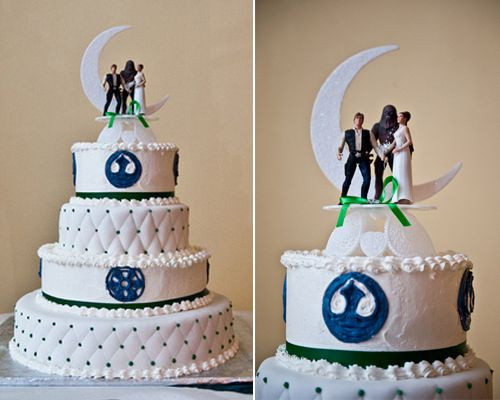 Star Wars Wedding Cakes  Ten Amazing Star Wars Wedding Cake Toppers The I Do Moment
