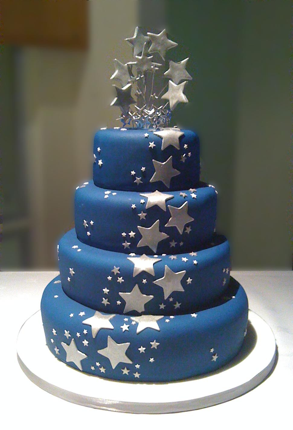 Star Wedding Cakes  Chiara e Maurizio matrimonio con lo sponsor Matrimonio