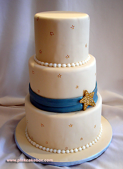 Star Wedding Cakes  Tysha s blog The three day wedding included Sangeet