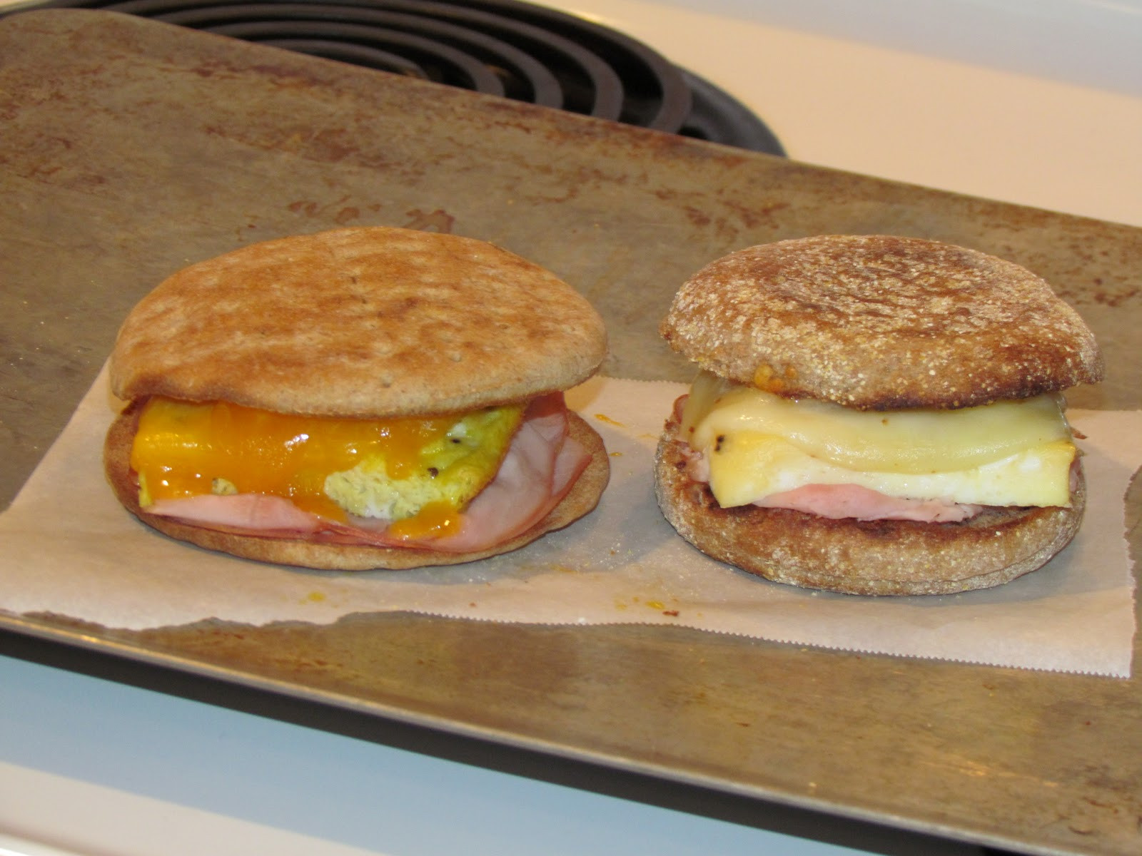 Starbucks Healthy Breakfast  Fake Out Starbucks Breakfast Sandwiches