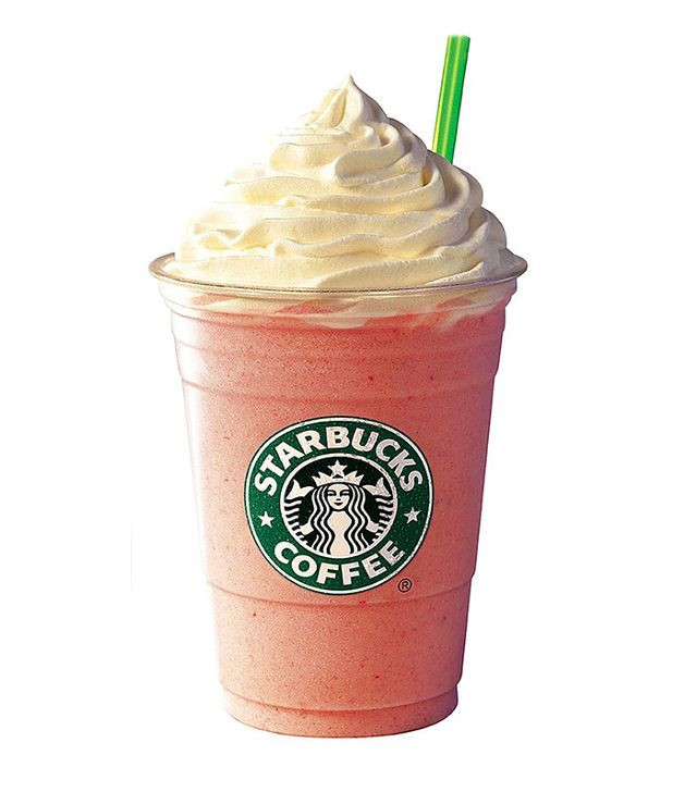 Starbucks Healthy Smoothies  It s True—Sipping This Starbucks Drink Has Beauty Benefits