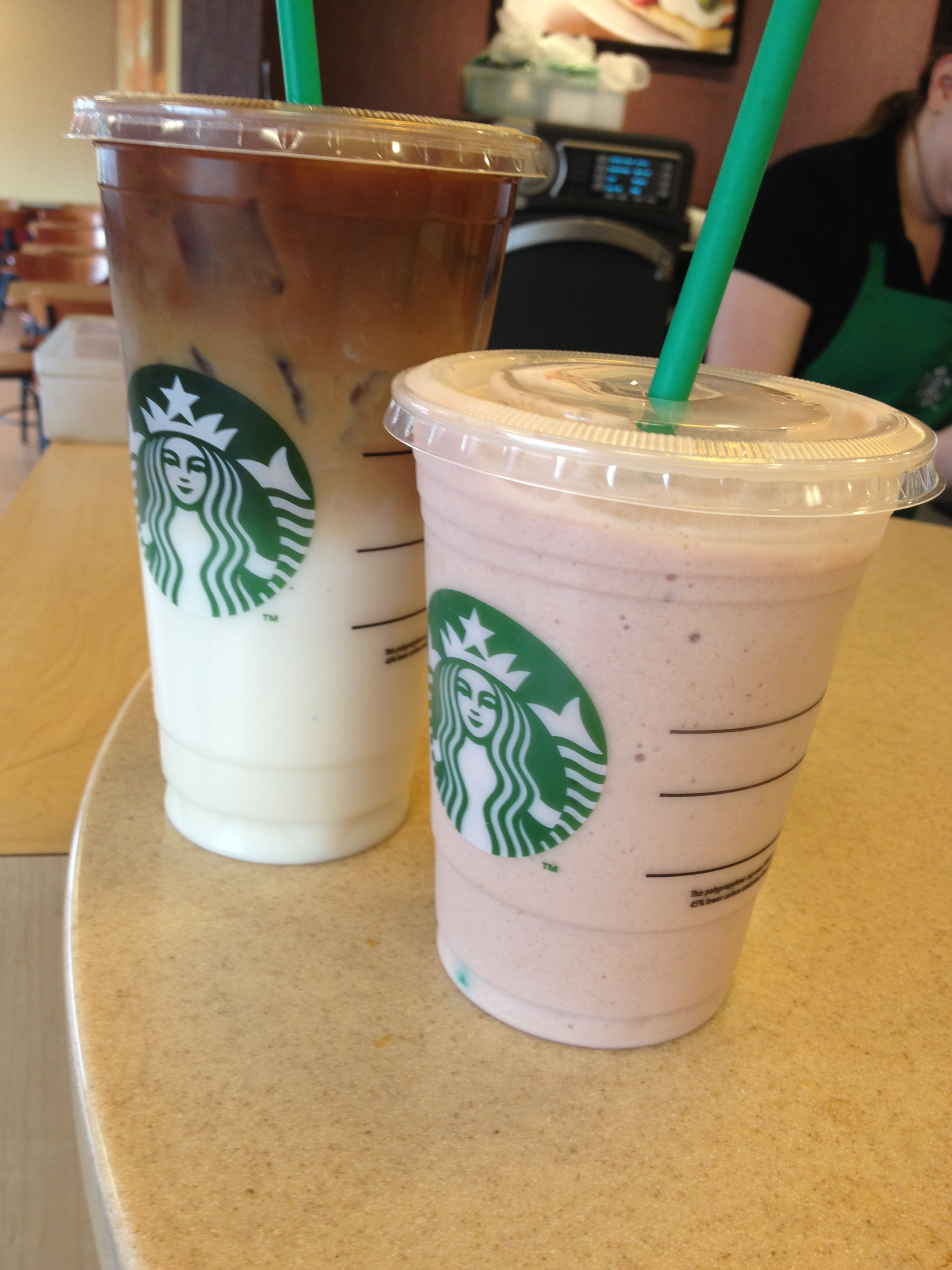 Starbucks Healthy Smoothies  Smoothies…from Starbucks
