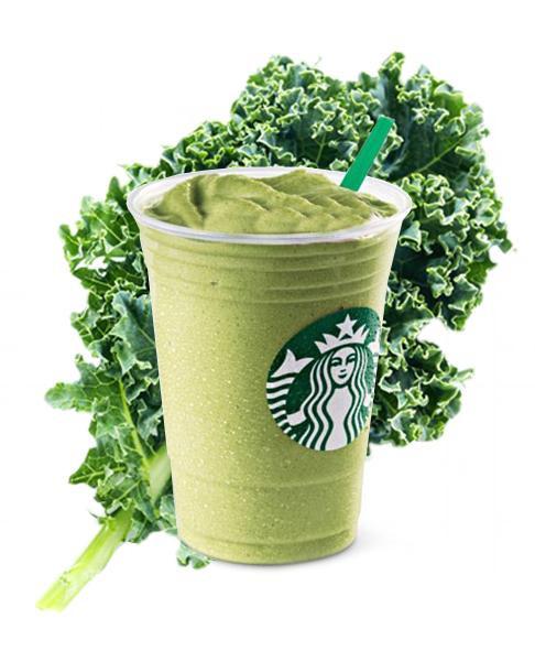Starbucks Healthy Smoothies  Starbucks Adds Kale Smoothies To Its Menu