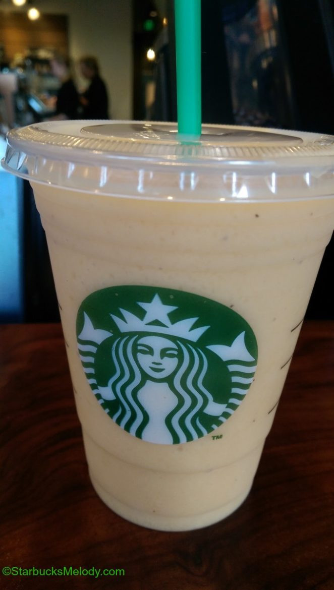 Starbucks Healthy Smoothies  New Smoothies at Starbucks Mango Carrot Strawberry and