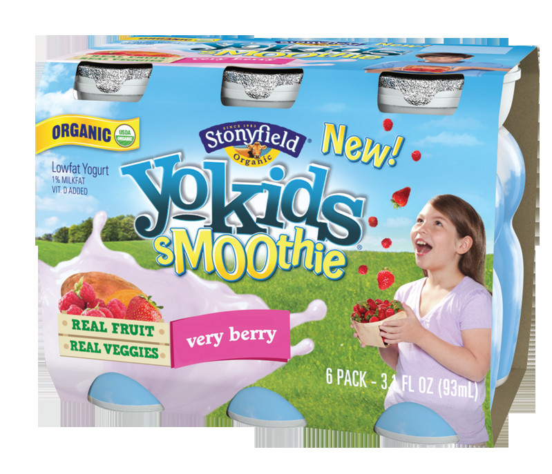 Stonyfield Organic Smoothies  Smoothies on the Moo ve A Stonyfield Organic Giveaway 3
